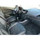Обивка на сидения Vesta 2180, Vesta SW эко кожа рисунок Соты