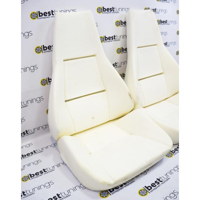 Штатное Пенолитье ВАЗ 2107 (на два сиденья)