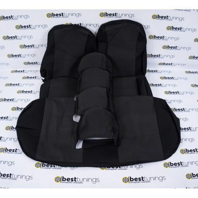Обивка на сиденья ВАЗ 2115 (УЛЬТРА)
