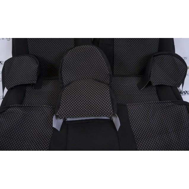 Обивка на сиденья ВАЗ 2170 (УЛЬТРА).