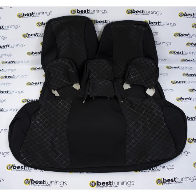 Обивка на сиденья ВАЗ 2112 (СКИФ)