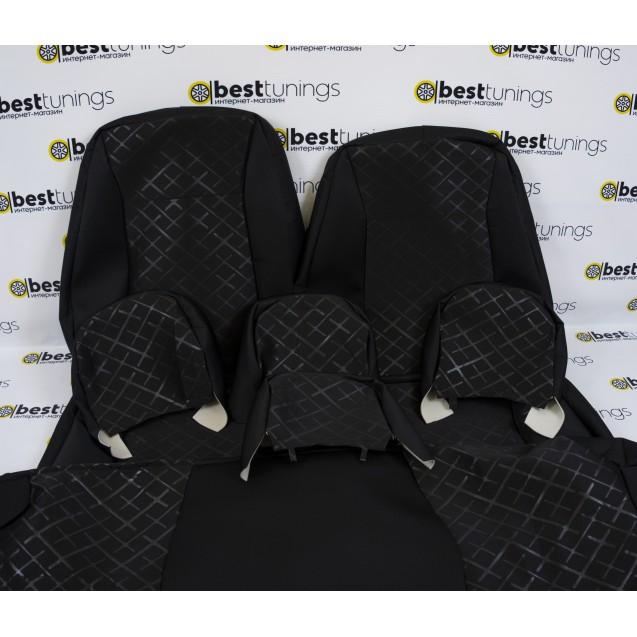 Обивка на сиденья ВАЗ 2112