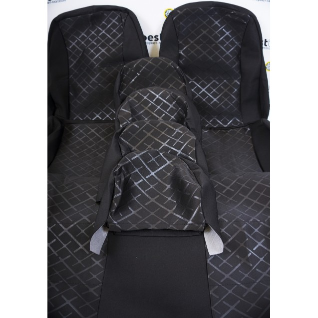 Обивка на сиденья ВАЗ 2108 (СКИФ)