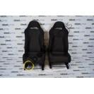 Анатомические сидения на ВАЗ 2112