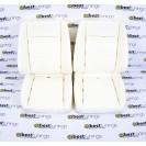 Штатное Пенолитье ВАЗ 2170-2172 (на два сиденья)