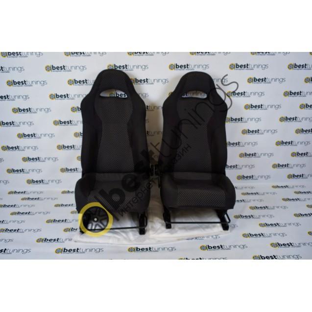 Анатомические сидения ВАЗ 2170