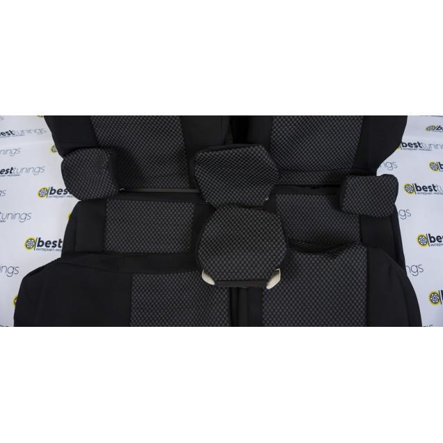 Обивка на сиденья ВАЗ 21724 Приора 2 (Ультра)