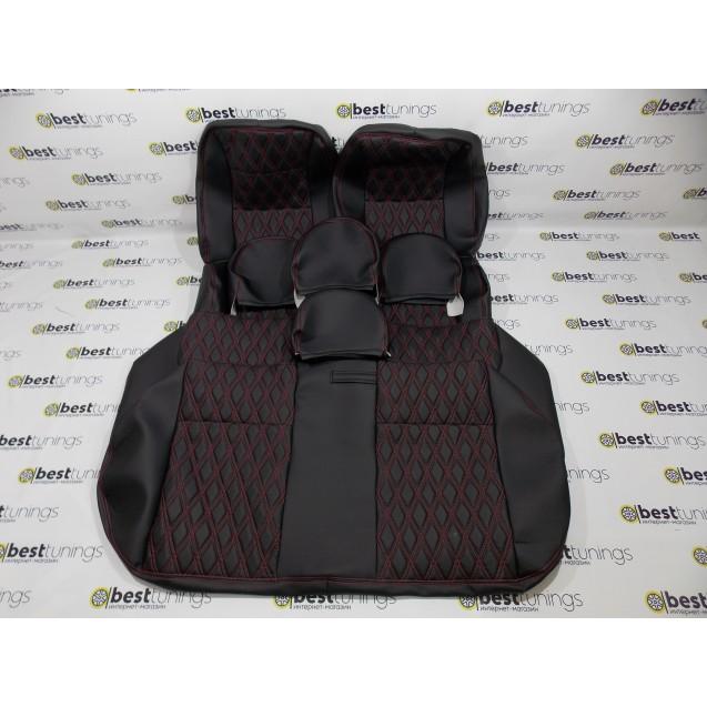 Обивка сидений ВАЗ(кожа