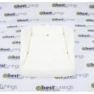 Жесткое пенолитье плотностью 150% на нижнюю часть переднего сиденья ВАЗ 2108