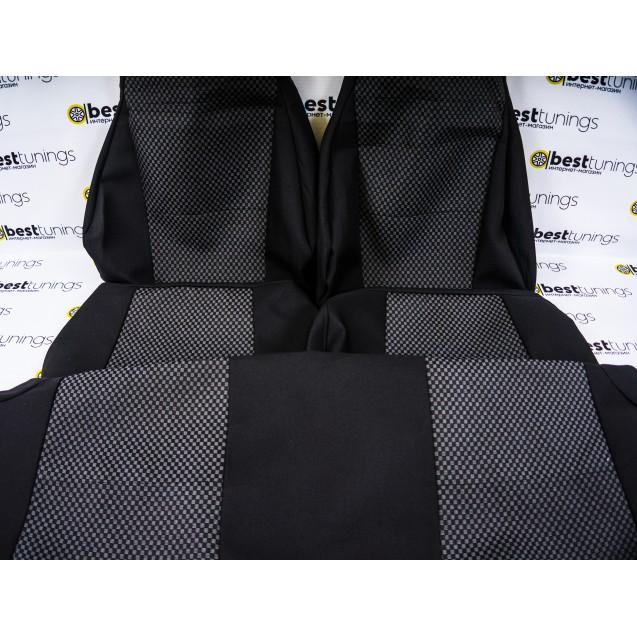 Чехлы Ультра на сиденья ВАЗ 2107