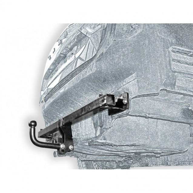 Тягово-сцепное устройство (фаркоп) со съёмным шаром ЛАДА ВЕСТА