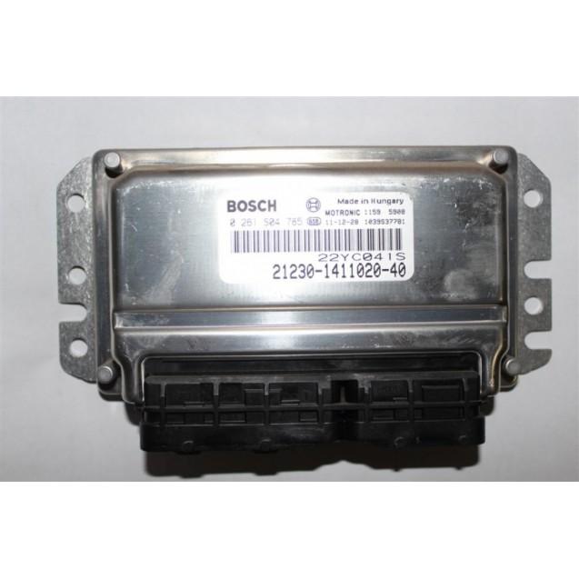 Контроллер ЭБУ BOSCH 21230-1411020-40 (M 7.9.7+)