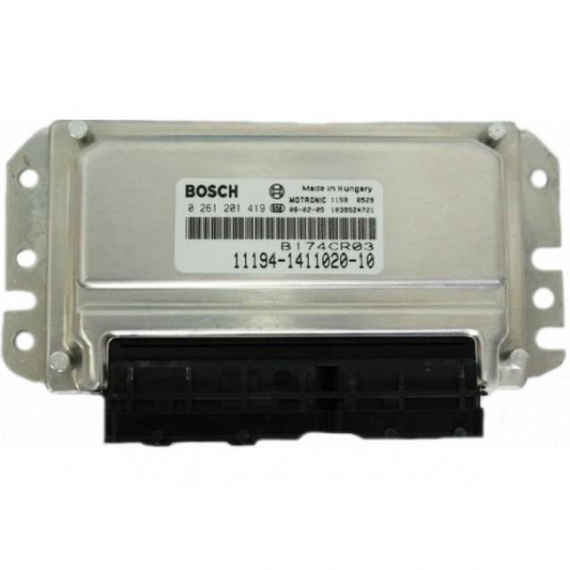 Контроллер ЭБУ BOSCH 11194-1411020 (VS 7.9.7)
