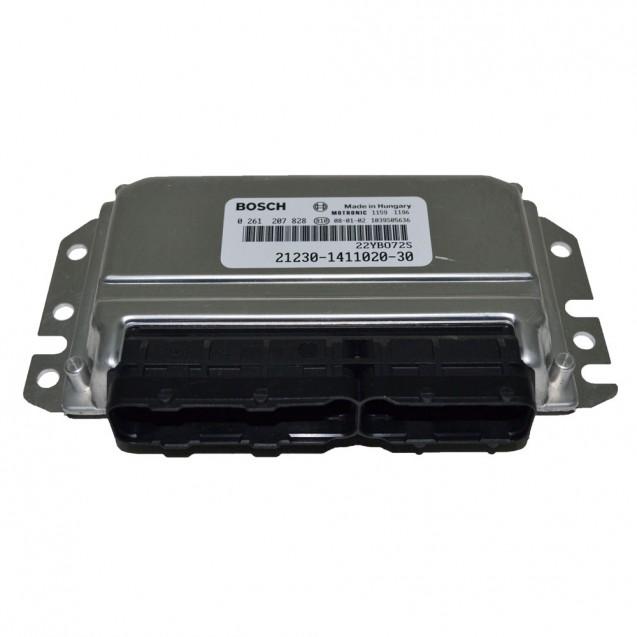 Контроллер ЭБУ BOSCH 21230-1411020-30 (VS 7.9.7)