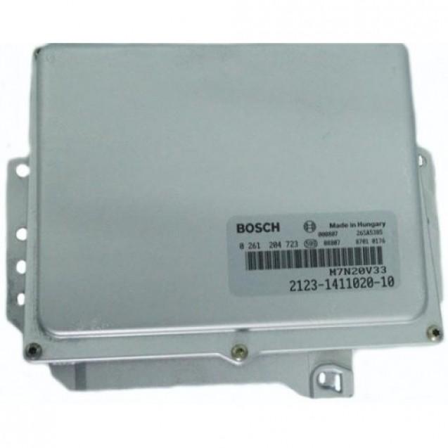 Контроллер ЭБУ BOSCH 2123-1411020-10 (VS 1.5.4)