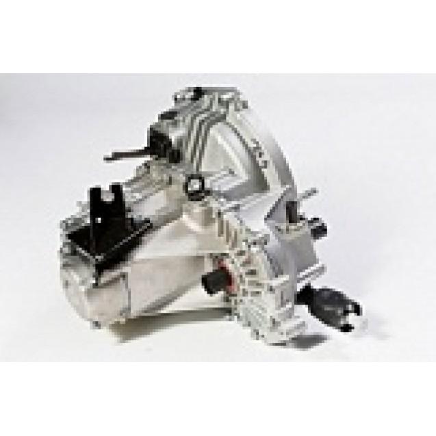 Коробка переключения передач (КПП) для ВАЗ 2113-2114-2115 (стартер крепится на 3 шпильки)