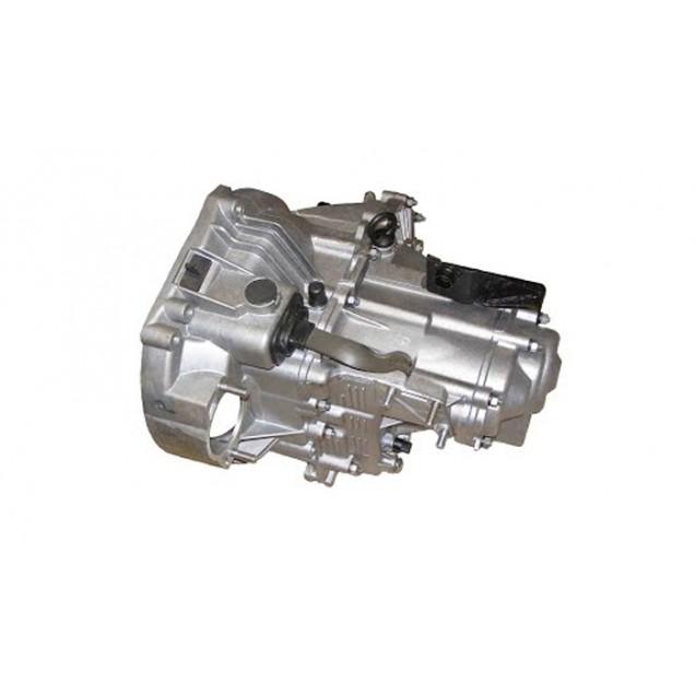 Коробка переключения передач (КПП) для LADA Калина 1117-1118-1119 (стартер крепится на 3 шпильки)