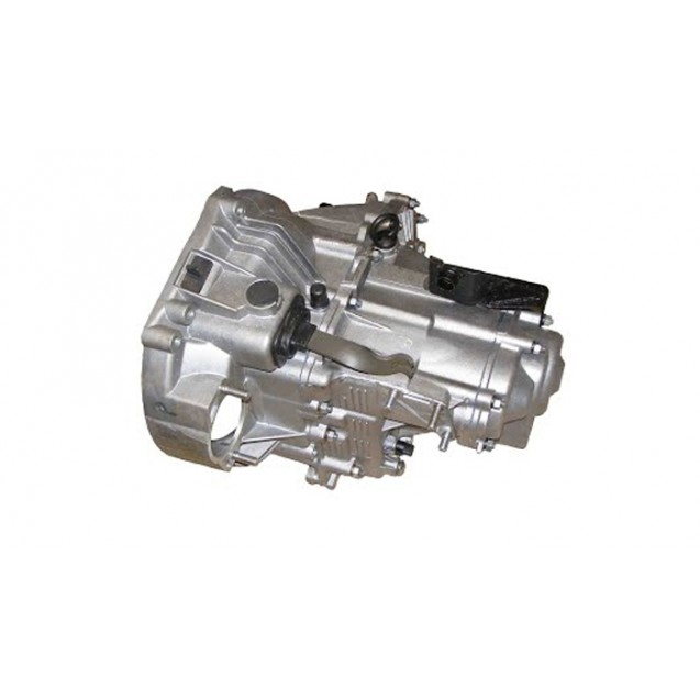 Коробка переключения передач (КПП) для LADA Калина 1117-1118-1119 (стартер крепится на 2 шпильки)