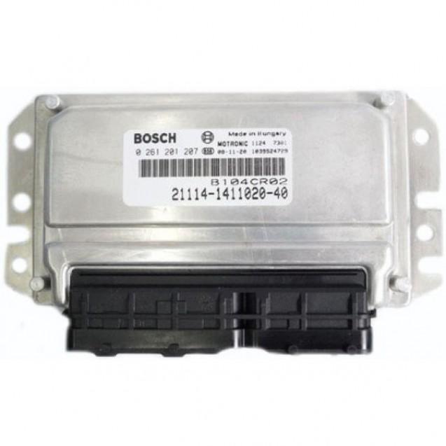 Контроллер ЭБУ BOSCH 21114-1411020 (VS 7.9.7)