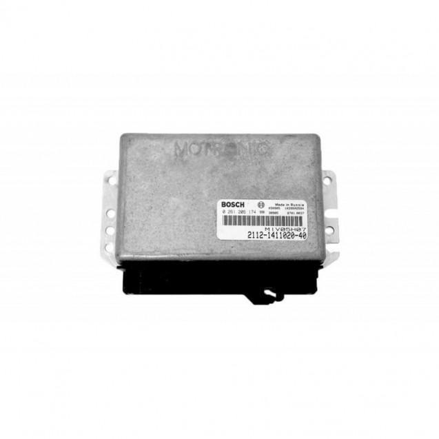 Контроллер ЭБУ BOSCH 2112-1411020-40 (VS 1.5.4)