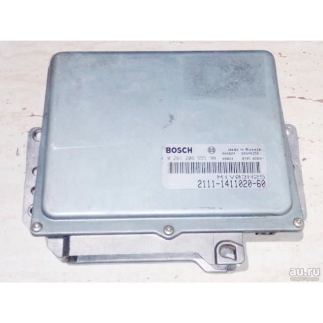 Контроллер ЭБУ BOSCH 2111-1411020-60 (VS 1.5.4)