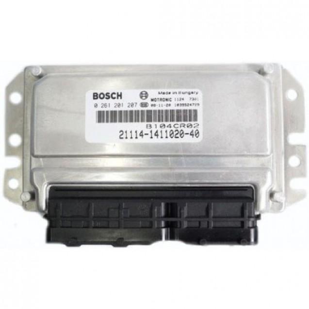Контроллер ЭБУ BOSCH 21114-1411020-40 (VS 7.9.7)