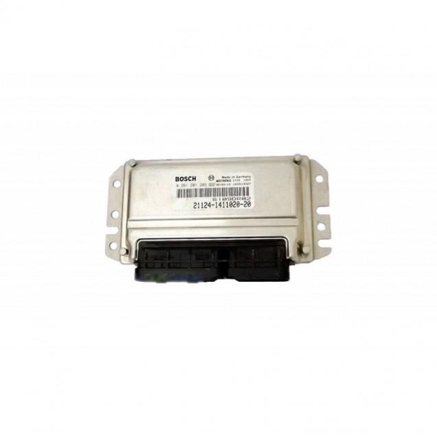 Контроллер ЭБУ BOSCH 21124-1411020-20 (VS 7.9.7)