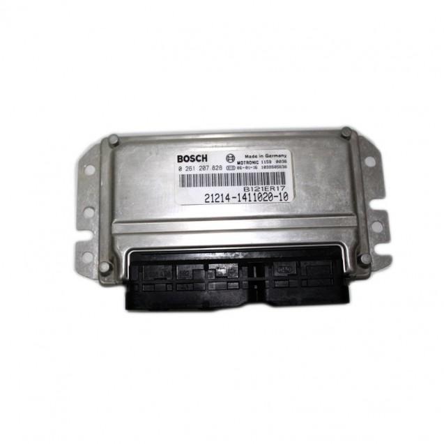 Контроллер ЭБУ BOSCH 21214-1411020-10 (VS 7.9.7)
