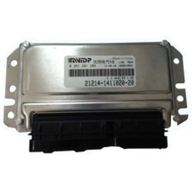Контроллер ЭБУ BOSCH 21214-1411020-20 (VS 7.9.7 Евро 4)
