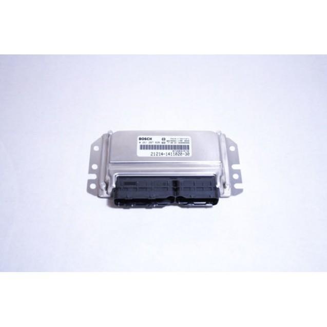 Контроллер ЭБУ BOSCH 21214-1411020-30 (VS 7.9.7)
