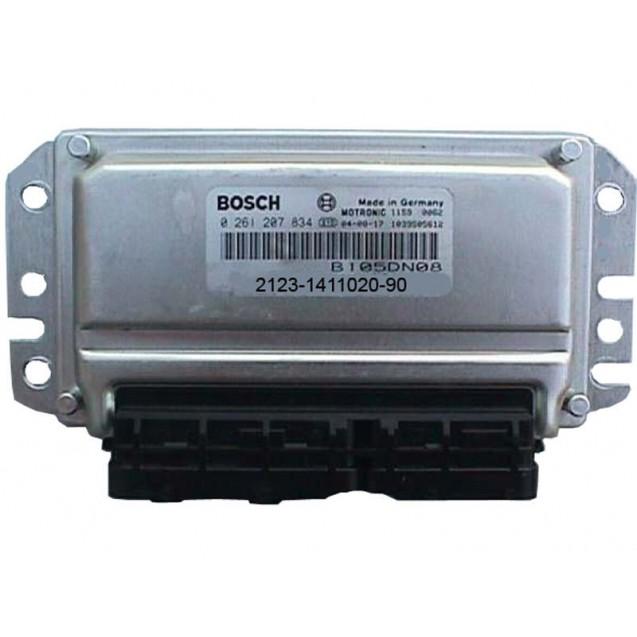Контроллер ЭБУ BOSCH 21230-1411020-90 (VS 7.9.7)