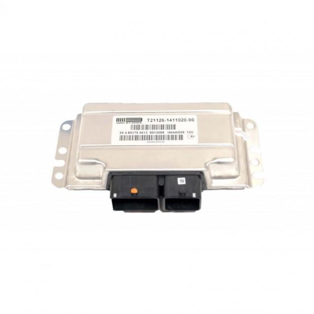Контроллер ЭБУ Январь 21126-1411020-90 (Итэлма)