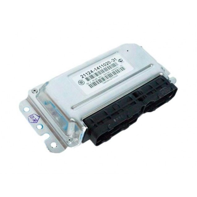 Контроллер ЭБУ Январь 7.2 21124-1411020-31 (Автел) с программой DM 53, DO 54, DO 57
