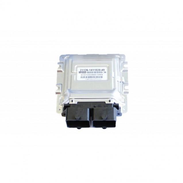 Контроллер ЭБУ Итэлма 21126-1411020-49 (M75)