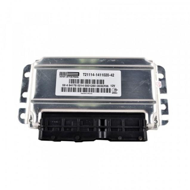 Контроллер ЭБУ Январь М73 21114-1411020-42 (Итэлма)