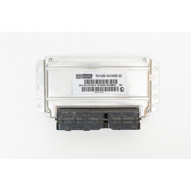Контроллер ЭБУ Январь 21126-1411020-32 (Итэлма). М73