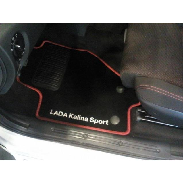 Оригинальные коврики Lada Kalina Sport