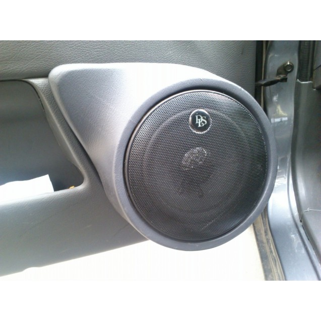 Подиумы задние 16 см на Chevrolet Niva