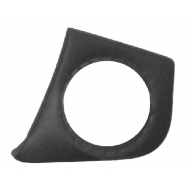Подиумы на Лада Приора под 16 см динамики, черные (фанера)