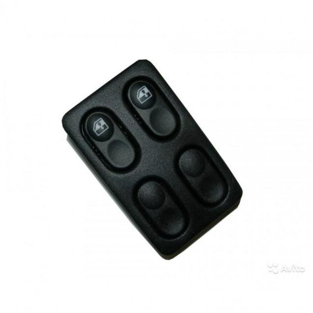 Блок управления ЭСП на ВАЗ 2110, 2111, 2112 2 кнопки