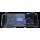 Комбинация приборов электронная Flash (ВАЗ 2108-15, Chevrolet Niva)