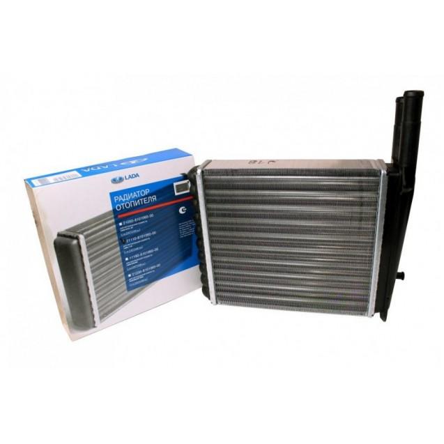 Радиатор отопителя ДААЗ (заводской) Лада Приора без кондиционера и 2110