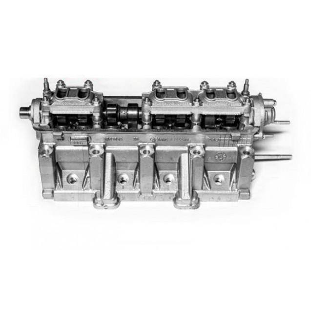 Головка блока цилиндров ВАЗ-2190 в сборе с клапанами и распредвалом