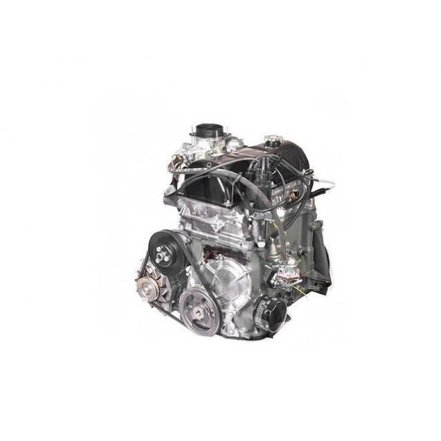Двигатель ВАЗ 2106 с генератором