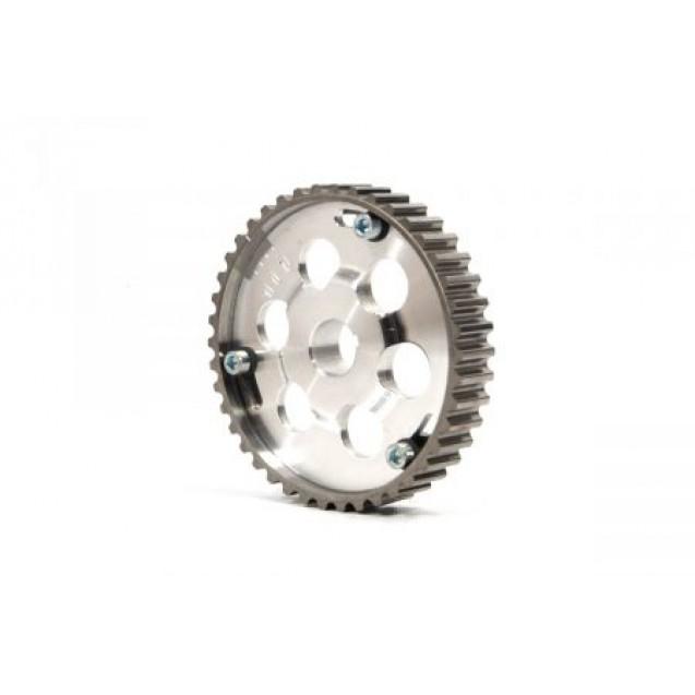 Шестерня разрезная ГРМ Гранта 8V (алюминий) с маркерным диском