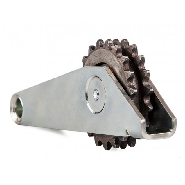 Натяжитель цепи шестеренчатый, 2-рядный для ВАЗ 21213 облегченный