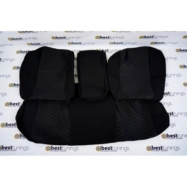 Обивка на сиденья ВАЗ 2112 (ТРЕК)