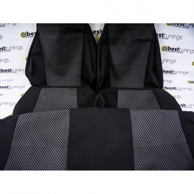 Чехлы Ультра на сиденья ВАЗ 2112