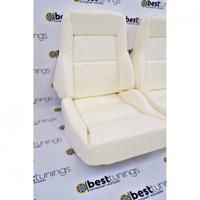 Штатное Пенолитье ВАЗ 2109 (на два сиденья)