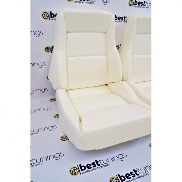 Штатное Пенолитье ВАЗ 2113 (на два сиденья)